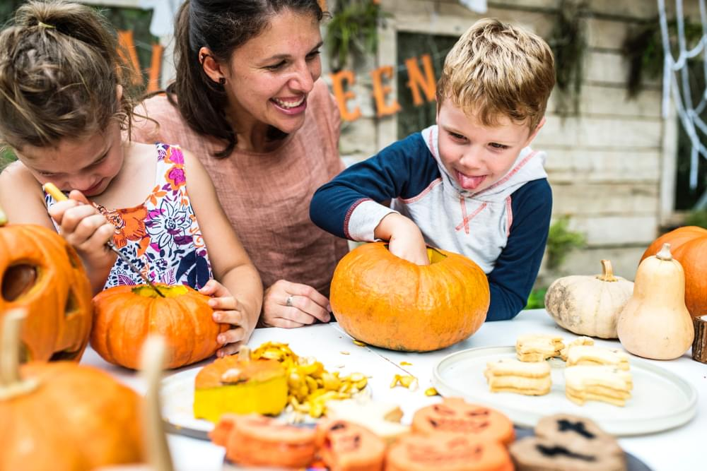 It's Fall Y'all:  Tips for picking, cleaning, and preserving your pumpkins