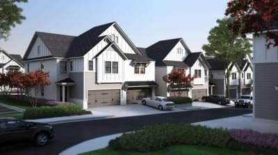 Oxford Commons- Townhomes