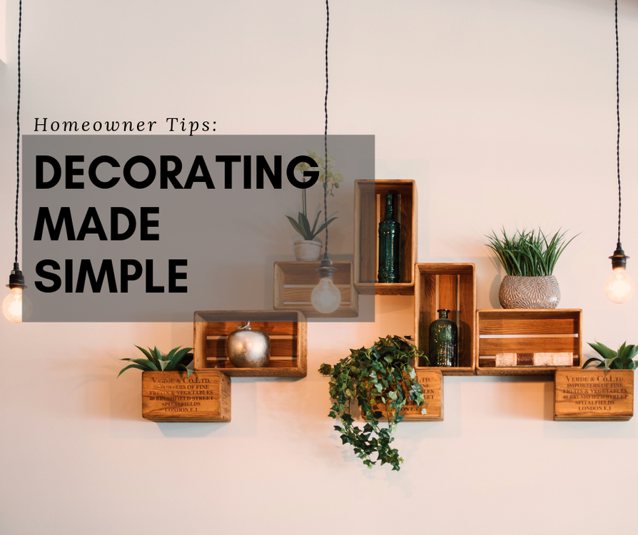 Decorating Made Simple : Making a Pretty Home