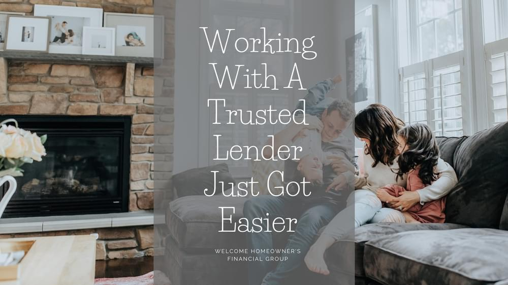 Introduction To Blackburn Homes' Trusted Lender -  Now Is A Great Time To Buy New