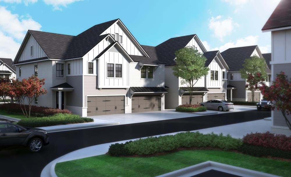 The Crossing at Oxford Commons Townhomes FAQ