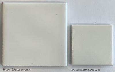 Color: Biscuit (Glossy Ceramic; Matte Porcelain)