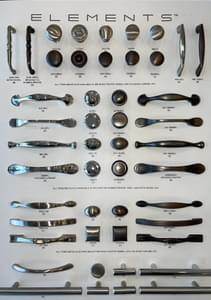 Cabinet Hardware (Included)
