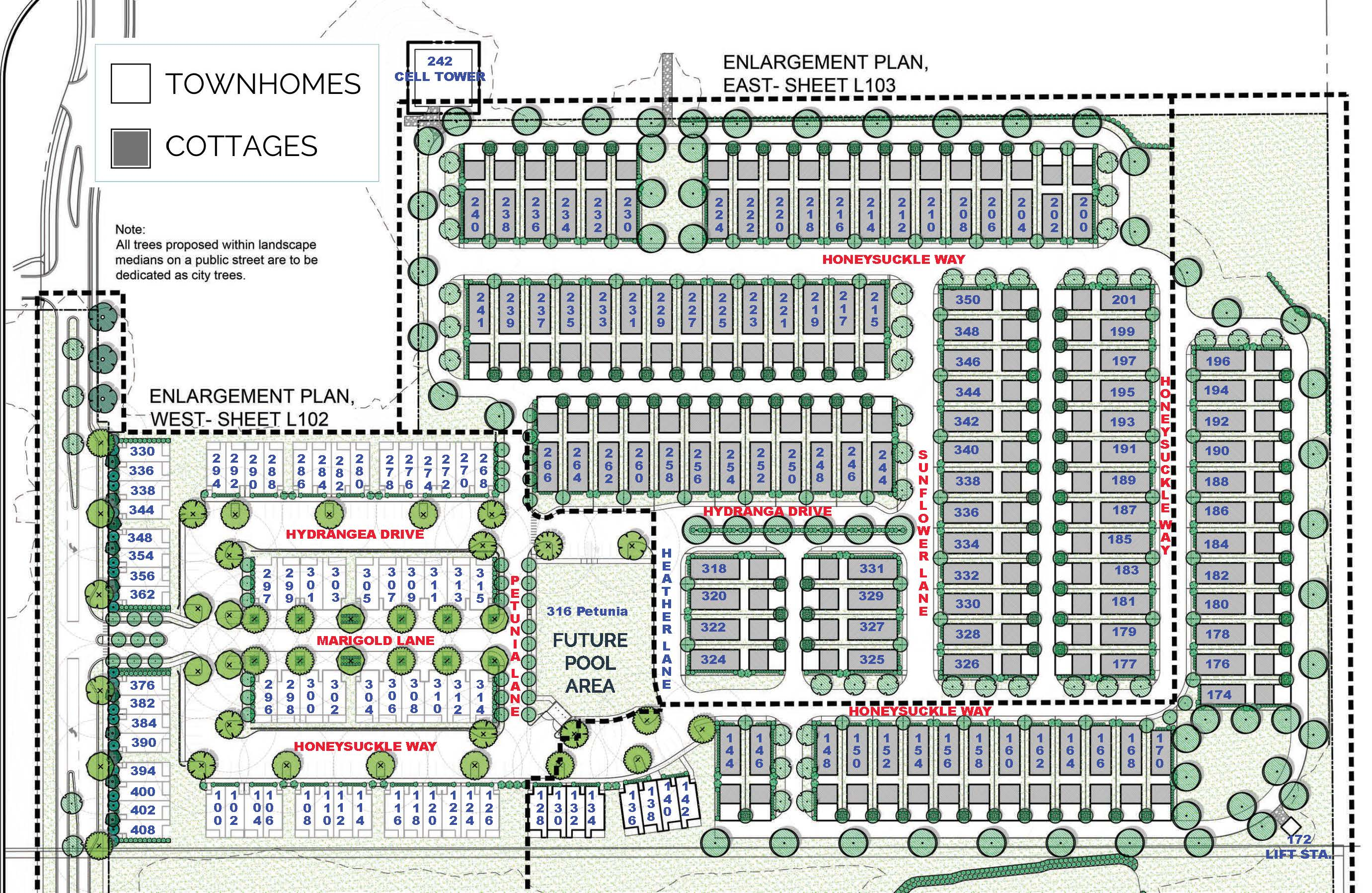 Blackburn Homes - Oxford, MS Oxford Commons- Cottages New Homes